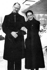 Magda et André Trocmé