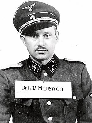 Qui était vraiment Hans Münch, médecin à Auschwitz?